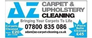 AAZ Carpet Upholstery