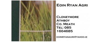 Eoin Ryan Agri