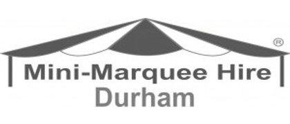 Mini Marquee Hire Durham