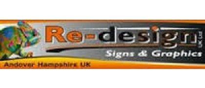 Re-design UK Ltd. Signs & Graphics