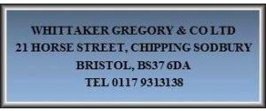 Whittaker Gregory & Co Ltd