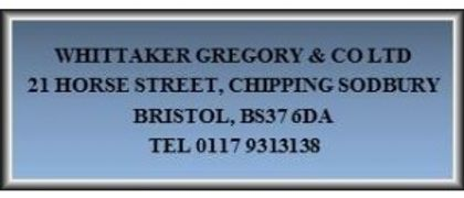 Whittaker Gregory & Co Ltd