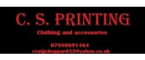 C S Printing