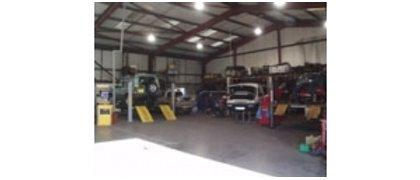 Denhamfields Garage