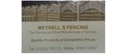 Meynells Fencing
