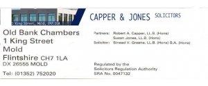 Capper & Jones Solicitors