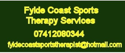 Fylde Coast Sports Therapy Services