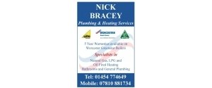 Nick Bracey Plumbing & Heating