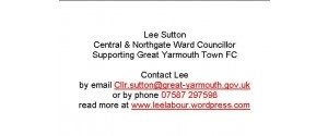 Councillor Lee Sutton