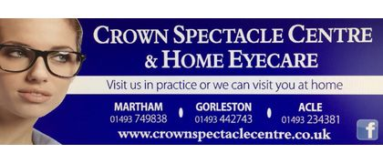CROWN SPECTACLE CENTRE AND HOME EYECARE