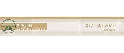 Silver Sponsor  Albion Industrial Doors