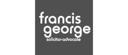 Francis George Solicitor Advoc