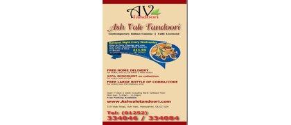 Ash Vale Tandoori