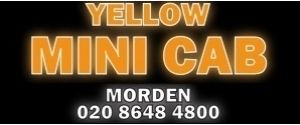 Yellow Mini Cab