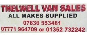 Thelwell Van Sales