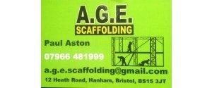AGE SCaffolding