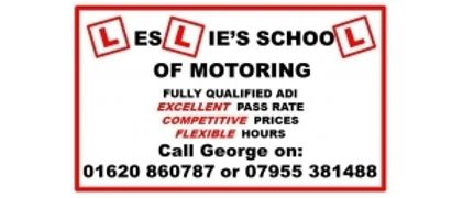 Leslie's School of Motoring