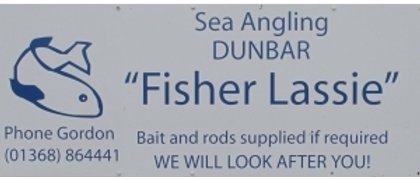 MV Fisher Lassie - Fishing Trips & Bass Rock Trips
