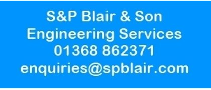 S&P Blair & Son - Engineering Services