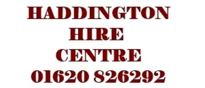 Haddington Hire Centre - Plant & Machinery