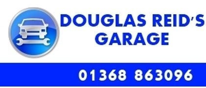 Douglas Reid's Garage - Local Garage Services