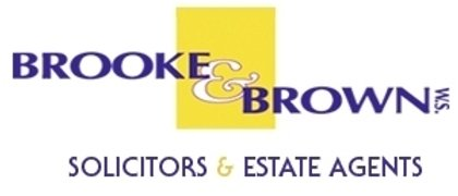 Brooke & Brown - Solicitors & Estate Agents