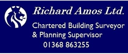 Richard Amos Ltd - Chartered Building Surveyor and CDM Co-ordinator