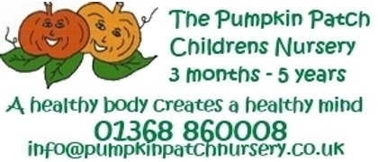 The Pumpkin Patch - Children's Nursery