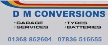 DM Conversions