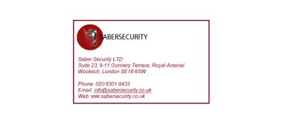 Saber Security