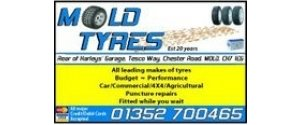 MOLD TYRES