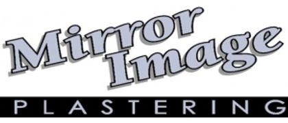 Mirror Image Plastering