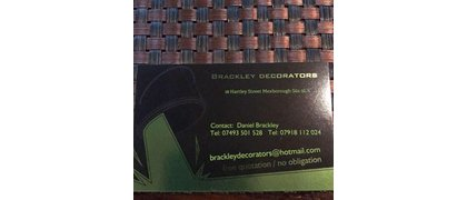 Brackley Decorators Ltd