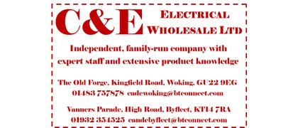 C&E Electrical Wholesale Ltd