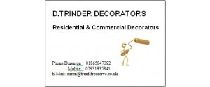 D. Trinder Decorators