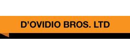 D'Ovidio Bro. Ltd