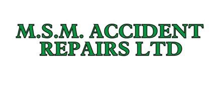 MSM Accident Repairs Ltd