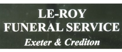 LeRoy Funeral Service