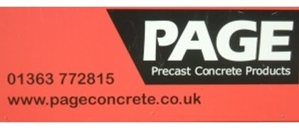 Page Concrete Products
