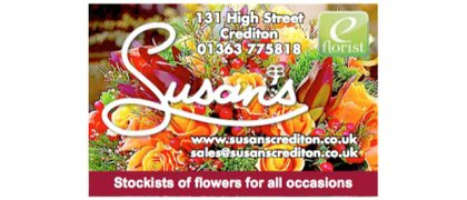 Susan's Flower Shop