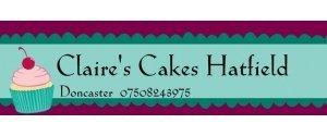Claires Cakes Hatfield