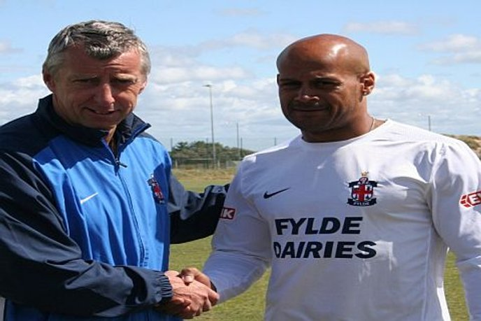 Thorpe Coup for AFC Fylde