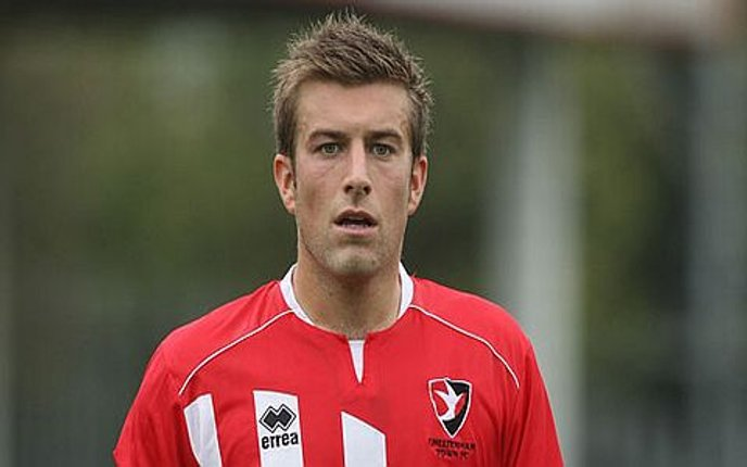 Brackley Add Pook to Squad