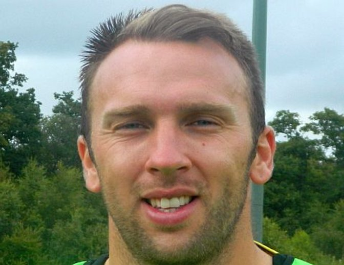 Hinshelwood Delighted to be Back