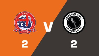 AFC Fylde vs Boreham Wood Match Highlights  (Sat 5th August 2017)
