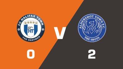 FC Halifax Town vs Aldershot Town Match Highlights  (Sat 5th August 2017)