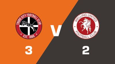 Truro City vs Welling United Match Highlights  (Sat 5th August 2017)