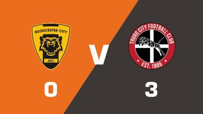 Gloucester City vs Truro City Match Highlights  (Mon 7th August 2017)