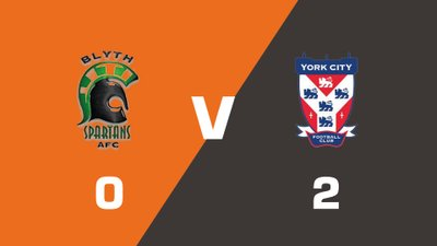 Blyth Spartans vs York City Match Highlights  (Tue 8th August 2017)