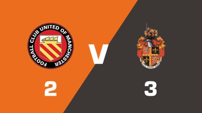 FC United Of Manchester vs Spennymoor Town Match Highlights  (Tue 8th August 2017)